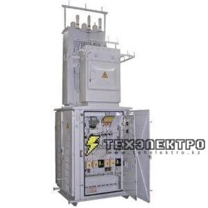 КТП киоскового типа (для электроснабжения промышленных объектов)