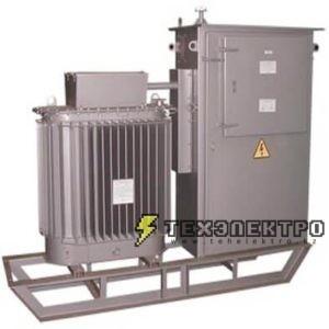 КТП и высоковольтные устройства (для нужд нефтегазовой отрасли)